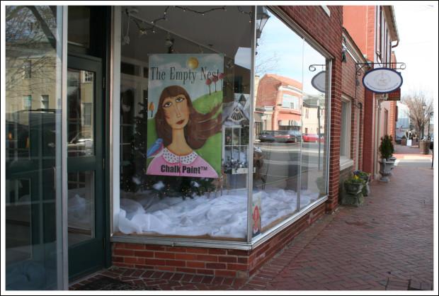 The Empty Nest , 92 Main Street, Warrenton, Virginia