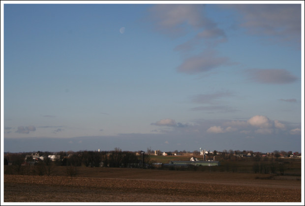 Morning in Lancaster County