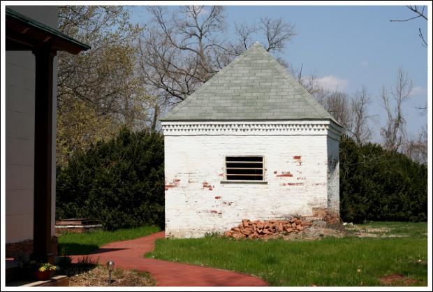 Mosby Museum Outbuilding