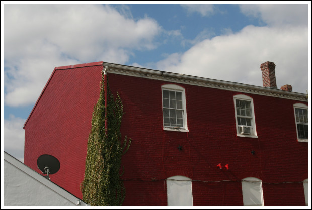 My Favorite Red Building