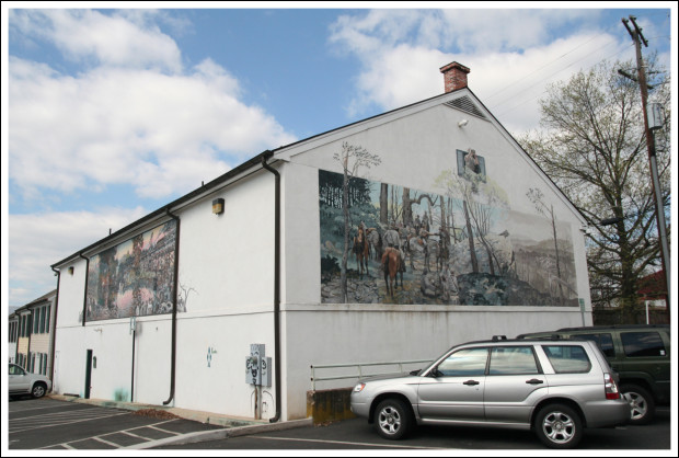 The Mural Building