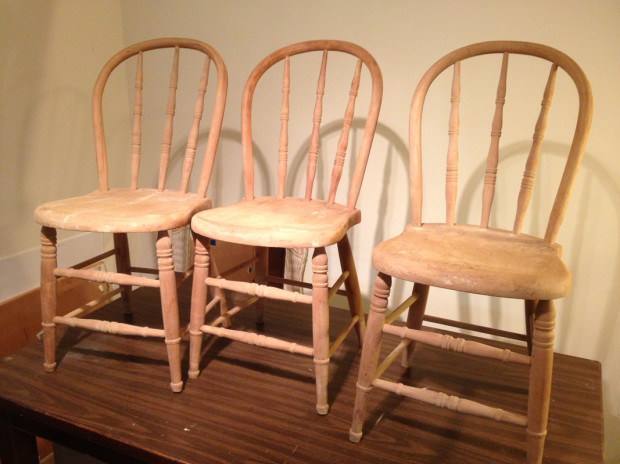 Great Grandfather's Chairs