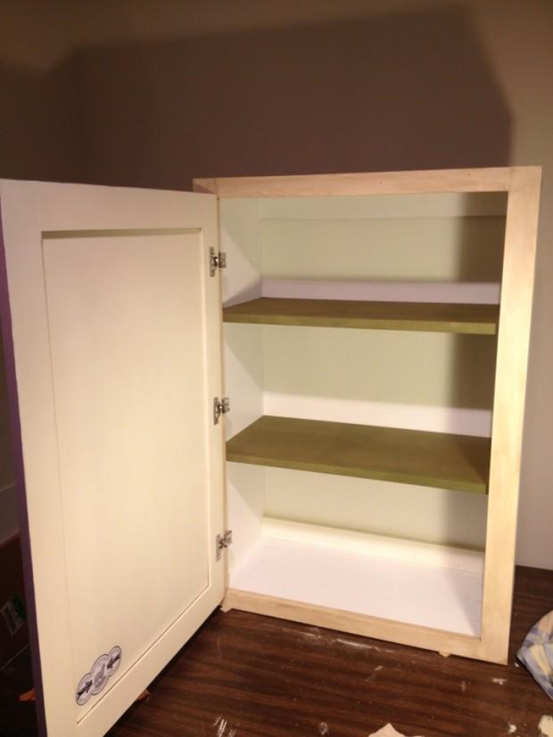 Olive Shelves