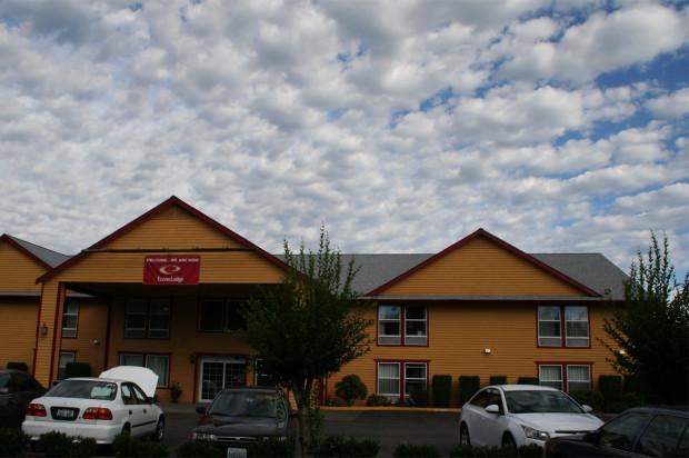 Econo Lodge (Buckley, WA)
