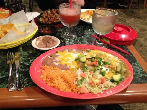 Mariachi Alegre Restaurant in Buckley, Washington
