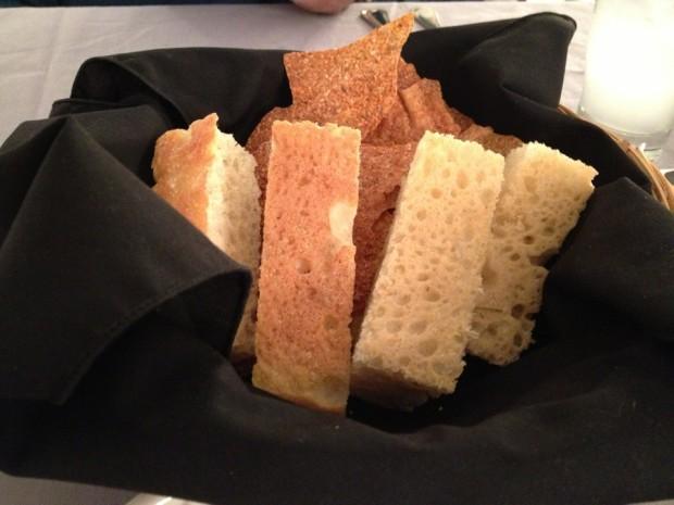 Focaccia and Lavash Bread