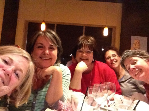 Selfie (courtesy of Kelly Ann)