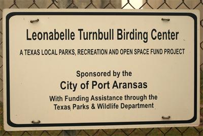 1_birding center sign