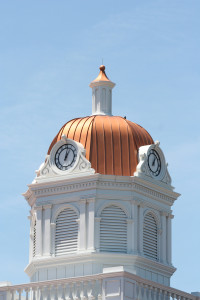 Hampshire County Courthouse Dome