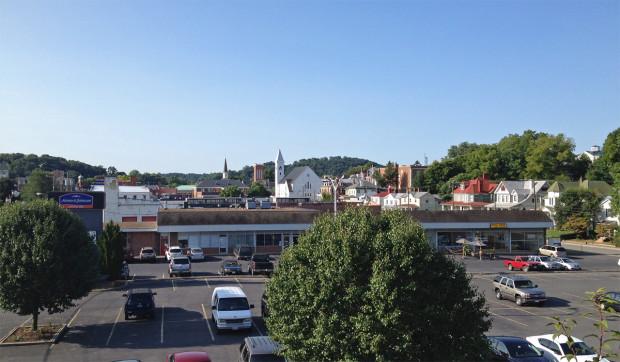 Downtown Staunton, Virginia