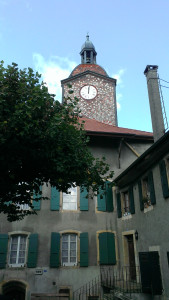 Old Town Cossonay