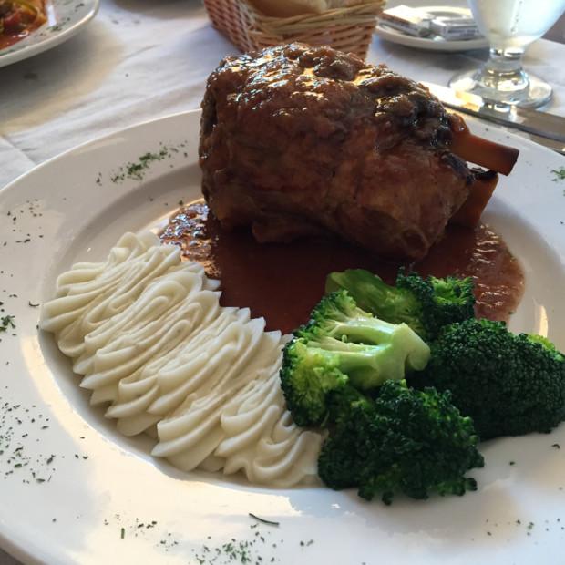 Braised Pork Shank