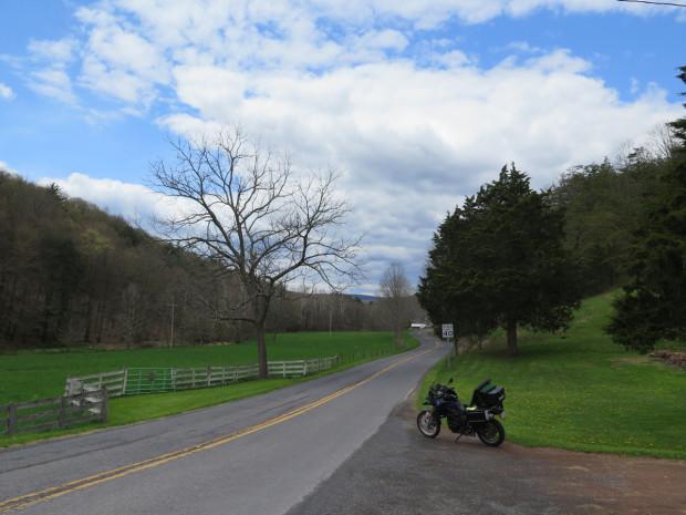 Grassy Lick Road