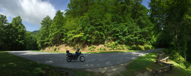 Panoramic Capture Along NC-28