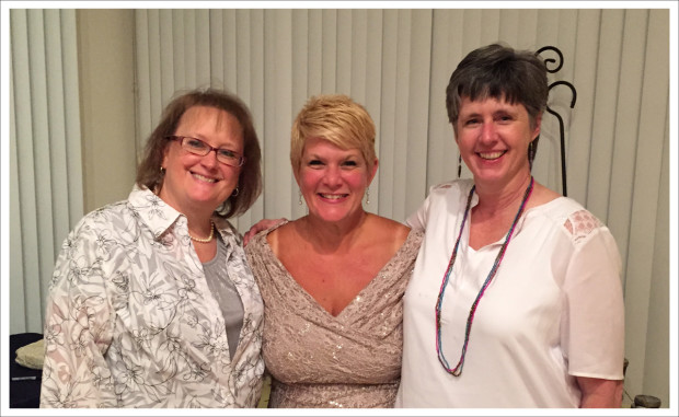 Carol, Tracey, and Me