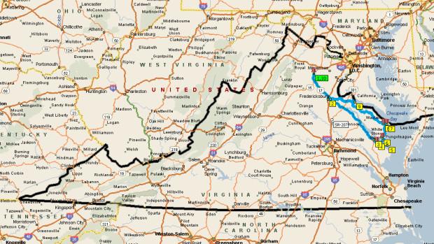 Big-ass Virginia