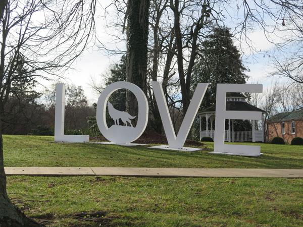 Abingdon LOVEwork