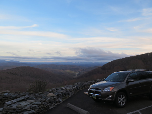View from Grayson Highlands State Park