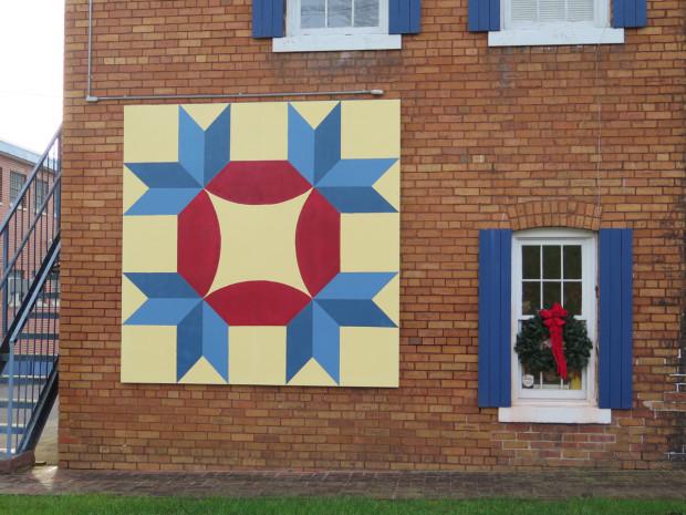 Holston Mountain Artisans' Barn Quilt