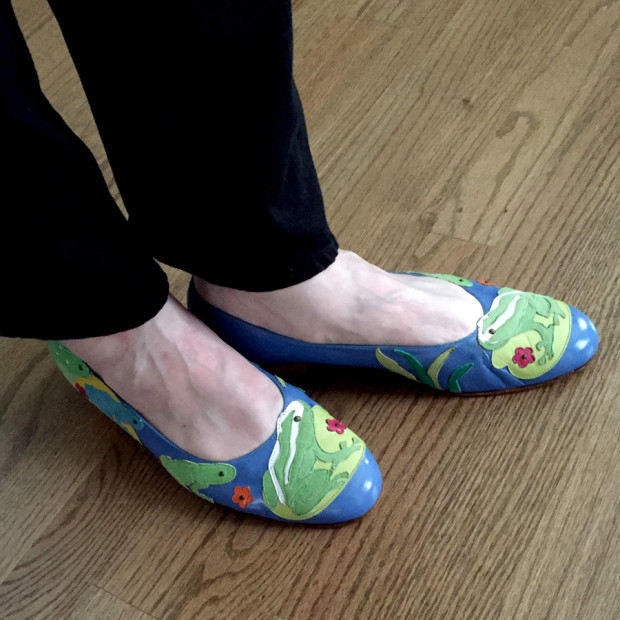 Frog Shoes