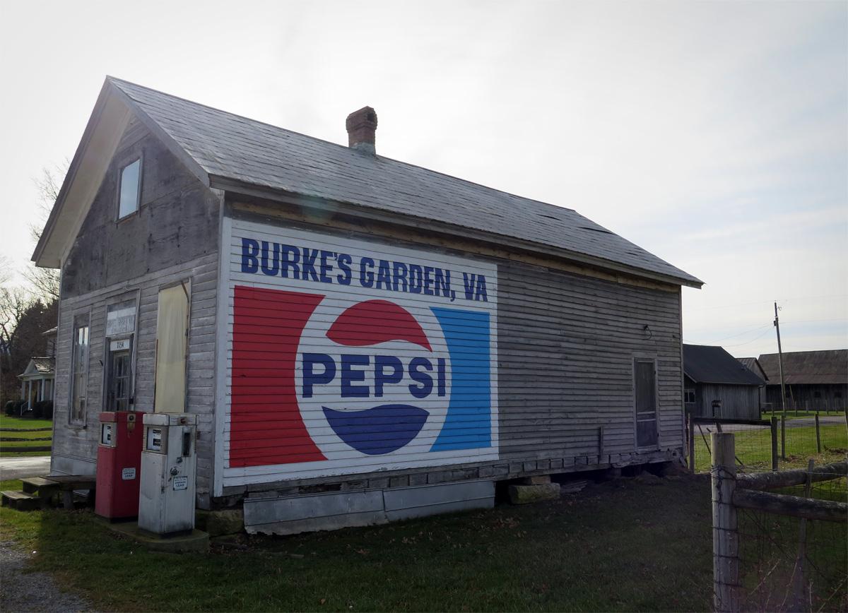 Burke's Garden - ToadMama.com