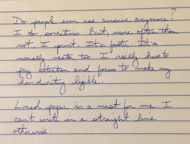 ToadMama's Written Words