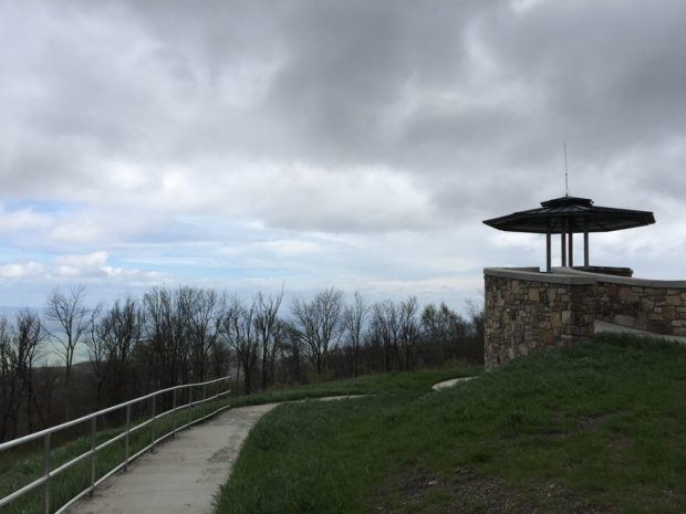 High Knob Lookout Tower (Stone Mountain)
