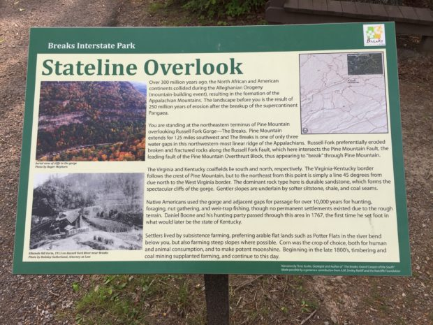 How the park got it's unusual name.