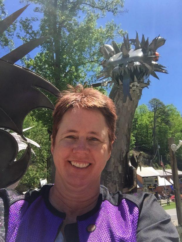 Killboy's Dragon Sculpture