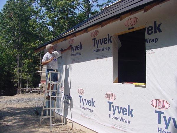 Installing The Windows Amp Doors